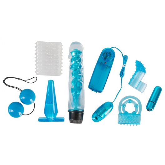 Набор секс-игрушек - Blue Appetizer (23744-37)