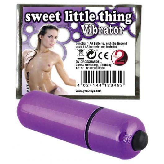 Клиторальный стимулятор - Sweet little thing vibrator (19406-37)
