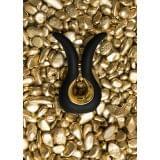 Эксклюзивный вибромассажер Gvibe MINI GOLD с 24К золотом (9177-17)