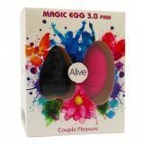 Виброяйцо Alive Magic Egg 3.0 Pink (16338-29)