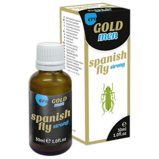 Капли - Ero GOLD Men Spanish Fly, 30 мл (19961-37)