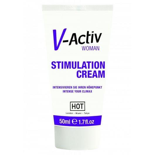Крем-стимулятор для женщин V-Activ, 50 мл (7513-17)