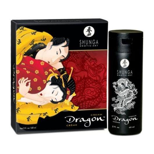 Стимулирующий крем для пар Shunga SHUNGA Dragon Cream (60 мл) (15874-29)