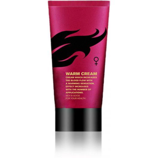 """Возбуждающий крем для женщин """"Warm cream"""", 50 мл (4567-17)"""