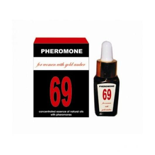 Pheromone 69 для девушек (1939-17) во Львове