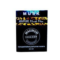 Духи с феромонами для мужчин Musk ANIMAL men, 2.4 мл