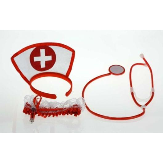Набор «Секси-медсестра» (3640-17)