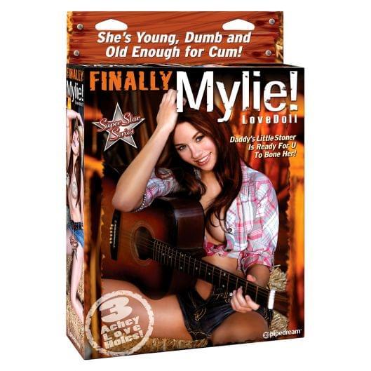 Кукла Mylie (3858-17)