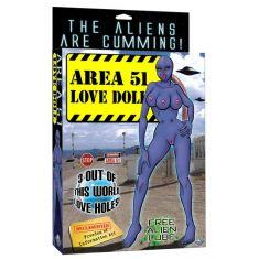 Кукла AREA 51