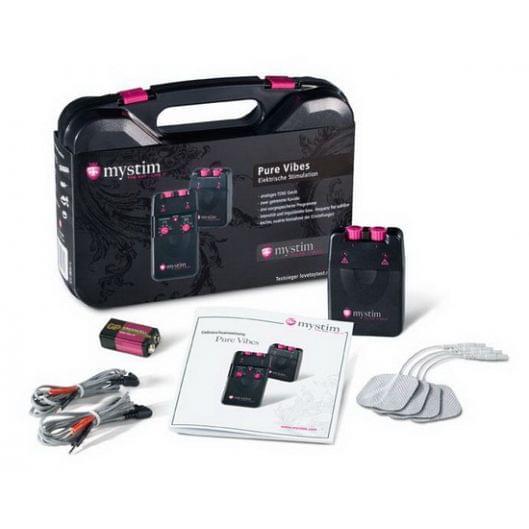 Аналоговый электростимулятор Mystim Pure Vibes (5955-17)