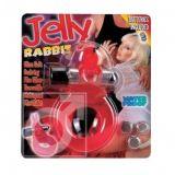 """Виброкольцо """"Jelly Rabbit""""  (6106-17)"""