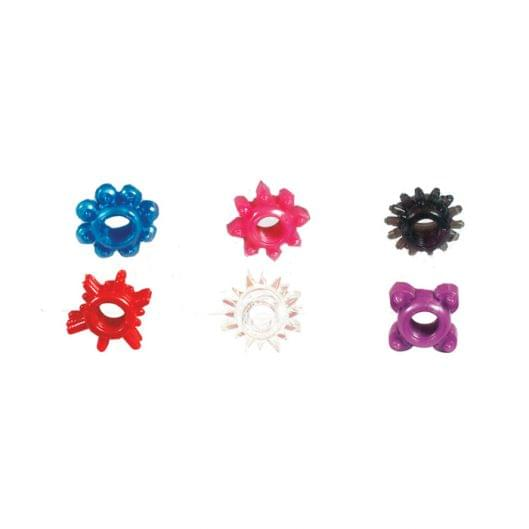 Эрекционное кольцо Super Jelly, 1 шт (6221-17)