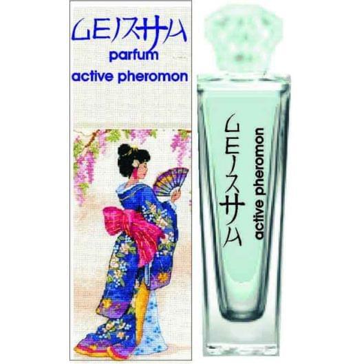 Парфюмированая вода с активным феромоном GEISHA, 30 мл. (6417-17)