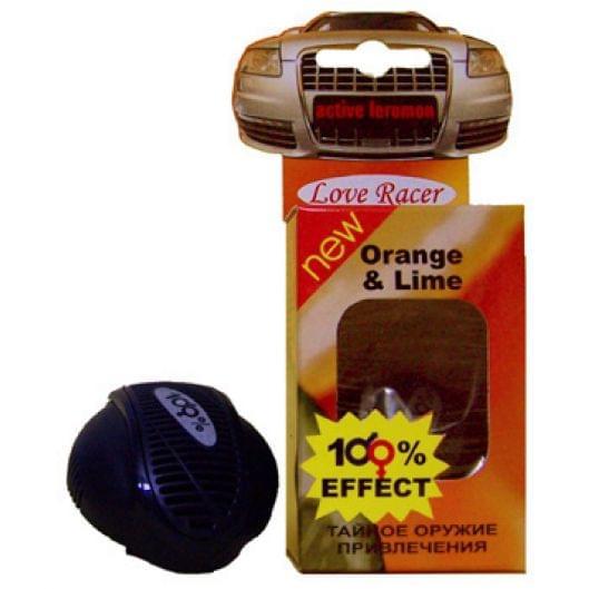 Ароматизатор с феромоном для салона автомобиля, Orange (6430-17)