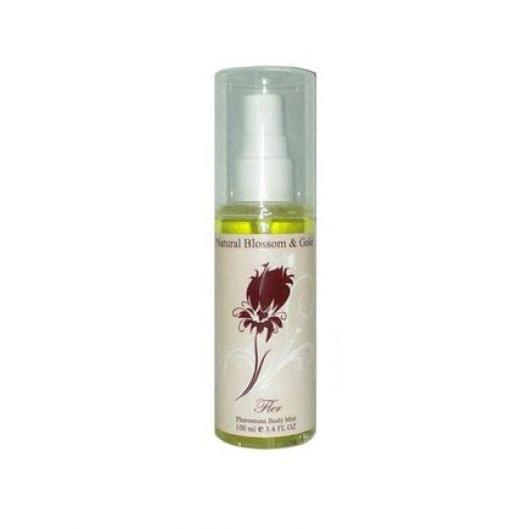 Тоник для тела с феромонами Natural Blossom & Gold Fler, 100 мл (1113-17)