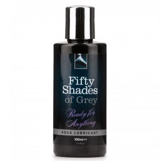 Универсальный интимный лубрикант Fifty Shades of Grey, Ready for Anything, 100 мл (1162-17)