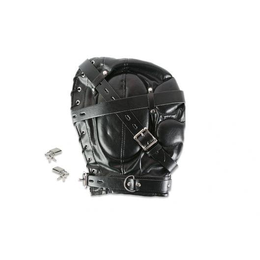 Закрытый шлем на голову (1681-17)