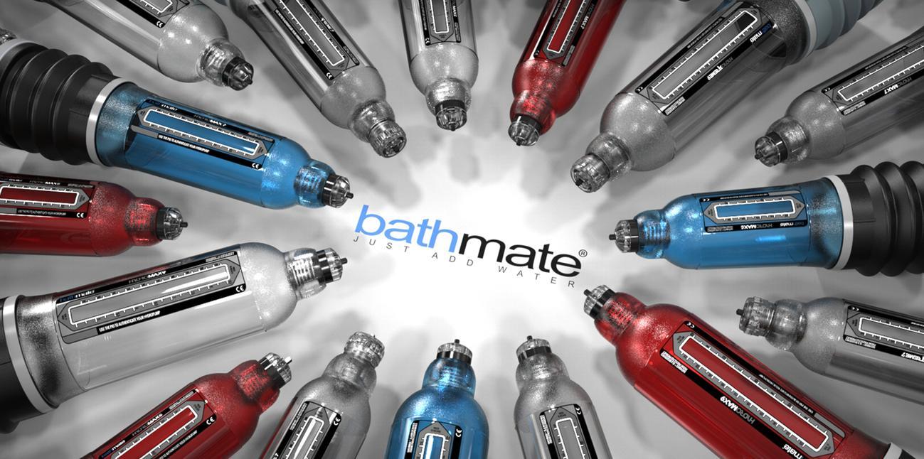 Помпы для члена Bathmate